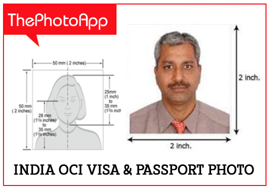 India Visa Photos Oxford