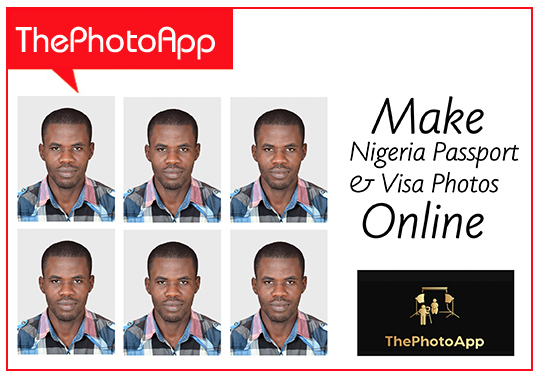 Nigeria Visa Photos Plymouth