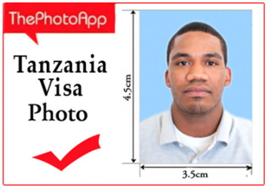 Tanzania Visa Photos Plymouth